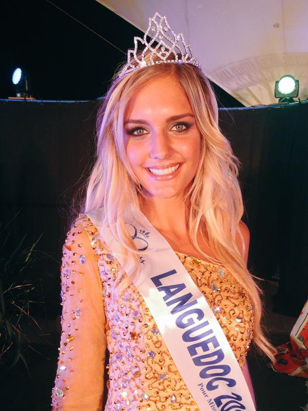 Miss LANGUEDOC - Léna Stachurski