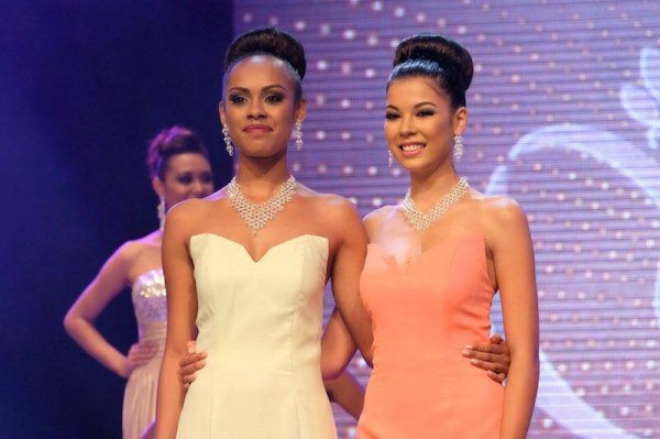 Miss NOUVELLE-CALEDONIE - Gyna Moereo