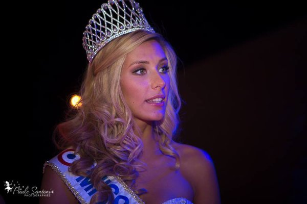 12/09/2015: Camille Cerf/Miss Corse