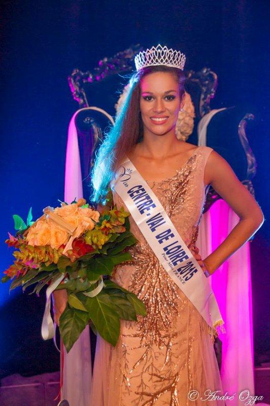 Miss CENTRE VAL DE LOIRE - Margaux Bourdin