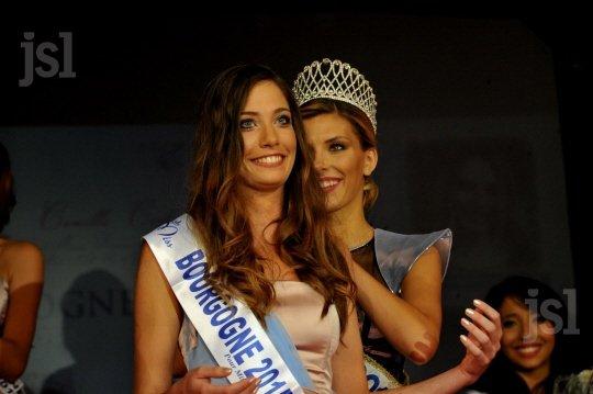 Miss BOURGOGNE 2015 - Jade Vélon
