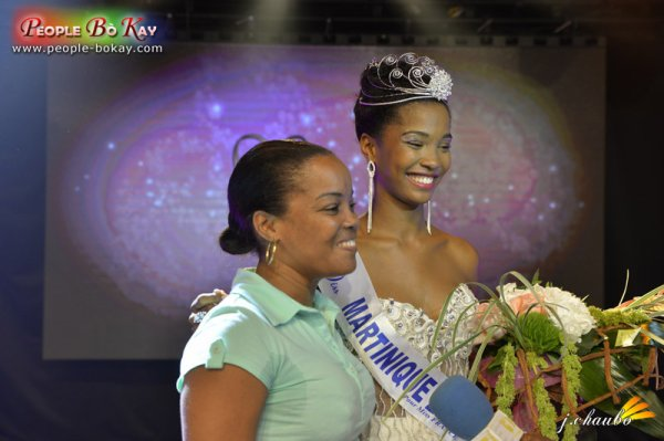Miss MARTINIQUE  - Morgane Edvige