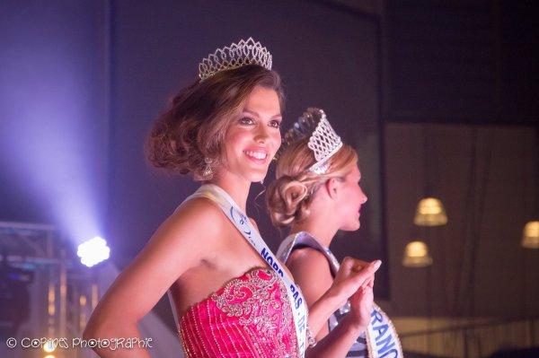 Miss NORD-PAS-DE-CALAIS - Iris Mittenaere