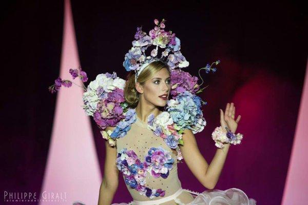 13/10/2015: Camille Cerf/Miss Aquitaine