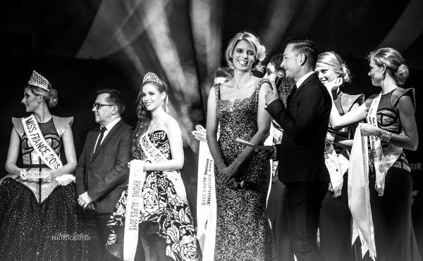 19/10/2015: Camille Cerf/Miss Rhône-Alpes