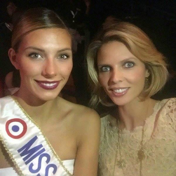 24/10/2015 : Camille Cerf/Sylvie Tellier