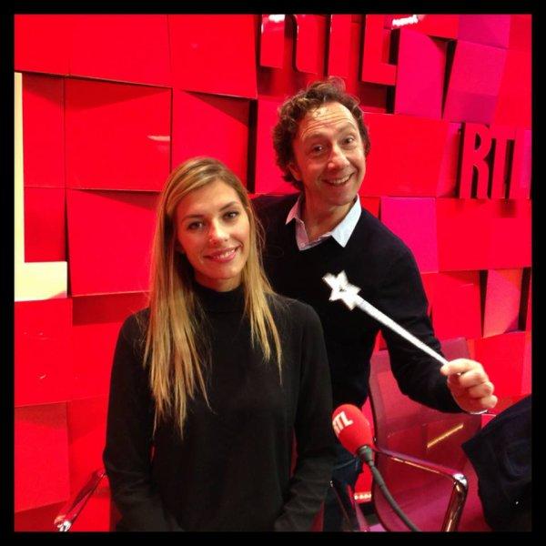 27/10/2015: Camille Cerf/Radio