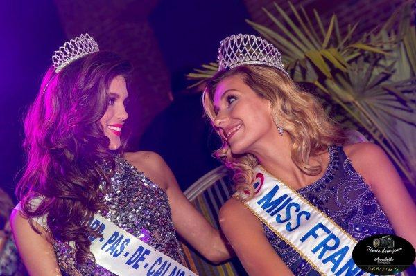 06/11/2015: Camille Cerf/ Miss 7 Vallées