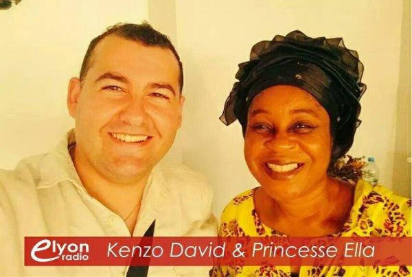 Kenzo David et Princesse Ella