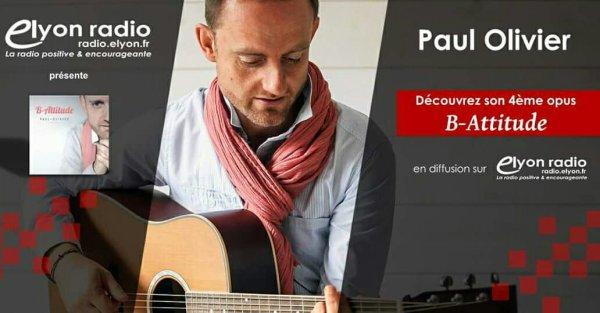 Paul Olivier nous revient avec son 4ème opus B-Attitude...