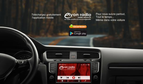 Radio Elyon est désormais disponible dans les voitures connectées.