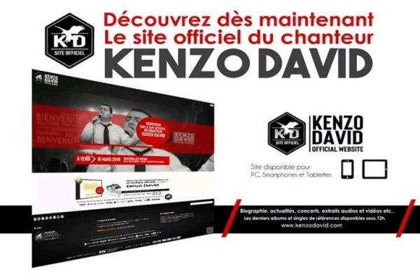 Découvrez le nouveau site officiel de Kenzo