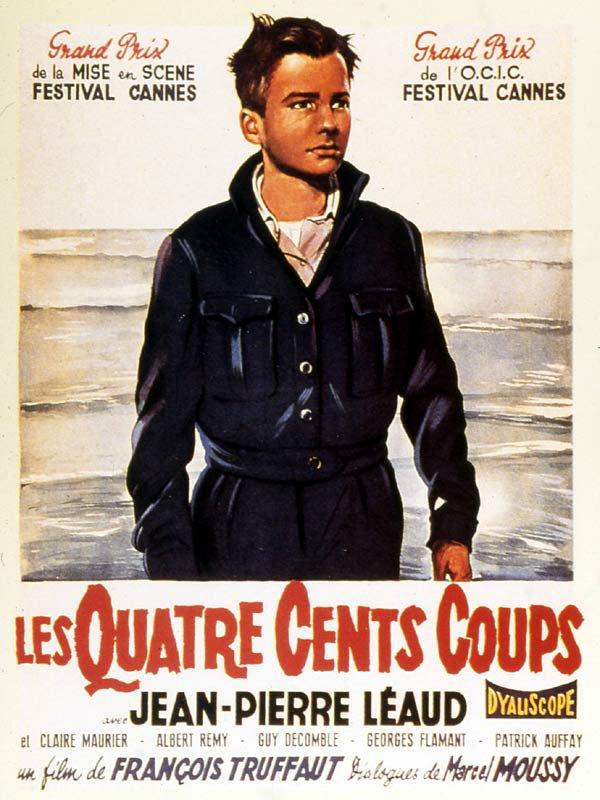 """Truffaut et ses """"Quatre Cents Coups"""""""