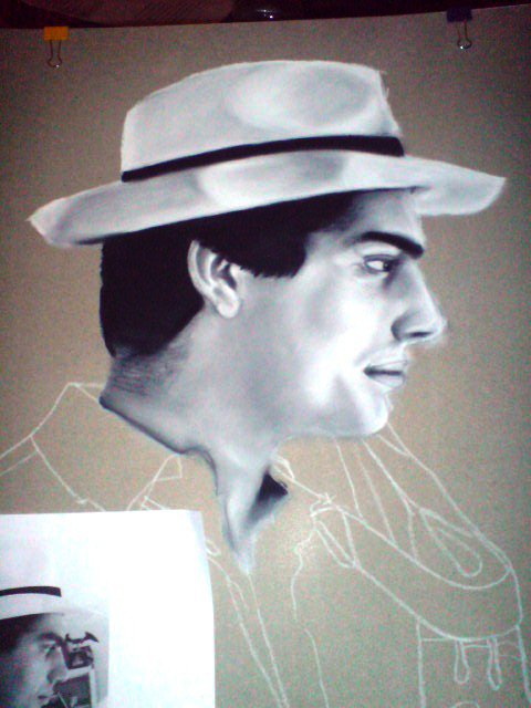 Bertrand au chapeau