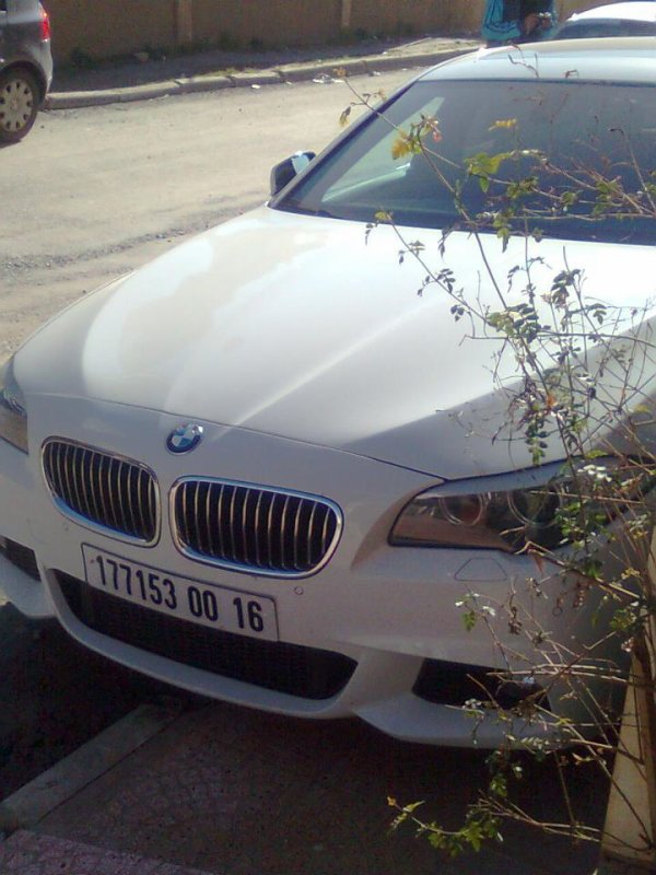 Ma voiture (y)