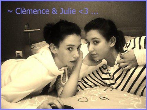 Clèmence , comme une soeur :D ♥♥