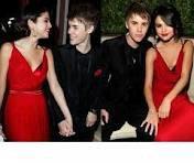 Justin Bieber et Selena Gomez <3