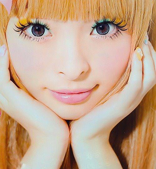 Kyary Pamyu Pamyu la poupée japonaise de la pop <3 !
