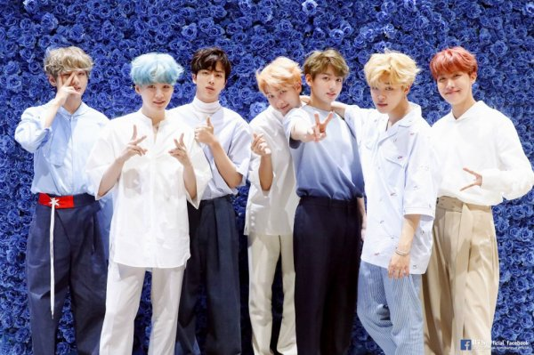 Les BTS fête leurs 5 ans de carrières