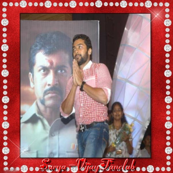 Singam Audio Launch - Surya-VijayFanclub
