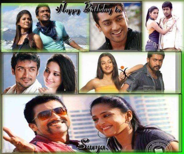 Happy birthday to surya surya vijayfanclub happy birthday to surya thecheapjerseys Image collections