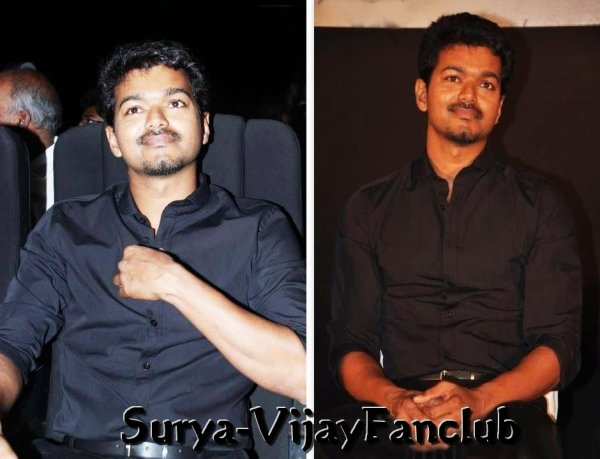 Vijay At Mugamoodi Audio Launch