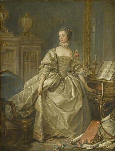 Madame Le Normant d'Étiolles