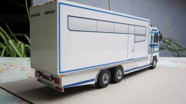 MAGNUM 480 Transports de chevaux