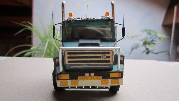 Tracteur  6x4