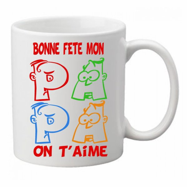 BONNE FETE A TOUT LES PAPAS. AND HAPPY FATHER'S DAY