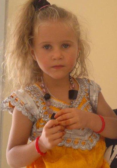 Maya La Beauté Kabyle