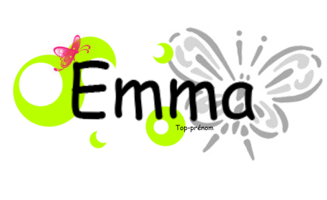 Emma, Hemma
