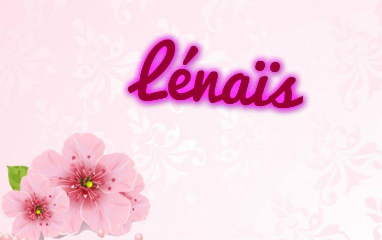 Lénaïs