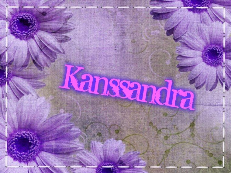 Kanssandra, Kansandra, ...