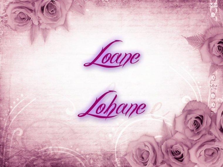 Loane, Lohane, ...