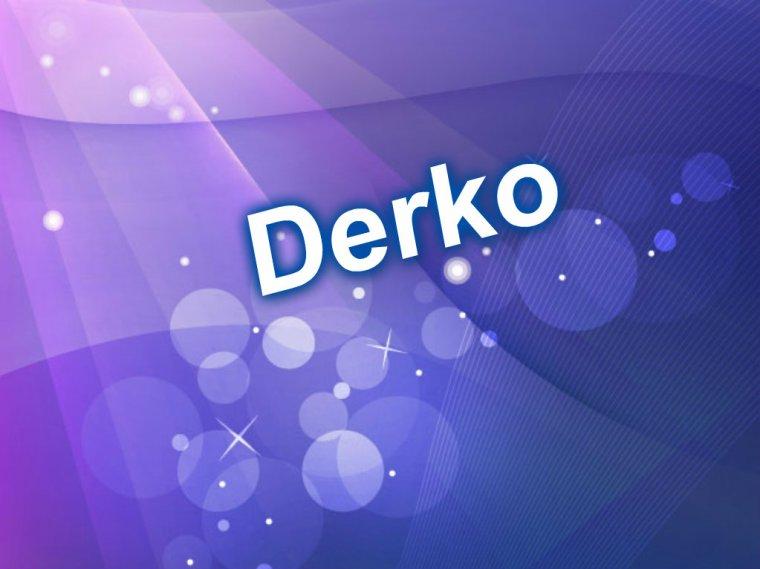 Derko