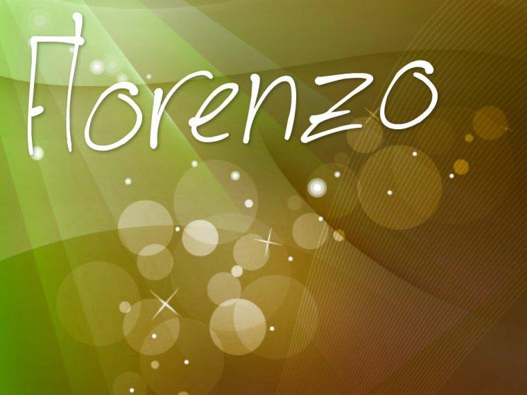 Florenzo