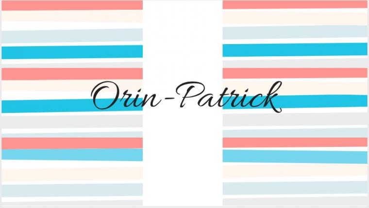 Orin-Patrick