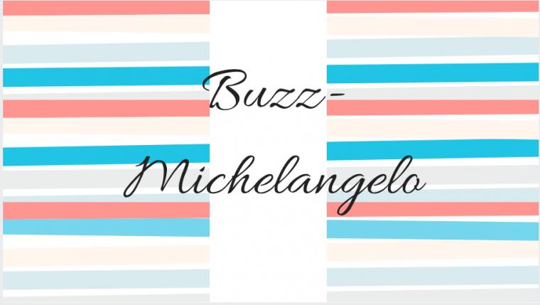 Buzz-Michelangelo
