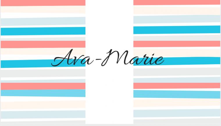 Ava-Marie