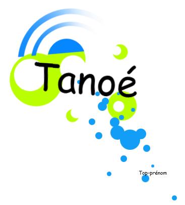 Tanoé