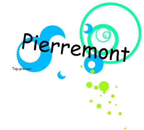 Pierremont