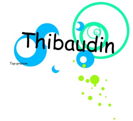 Thibaudin