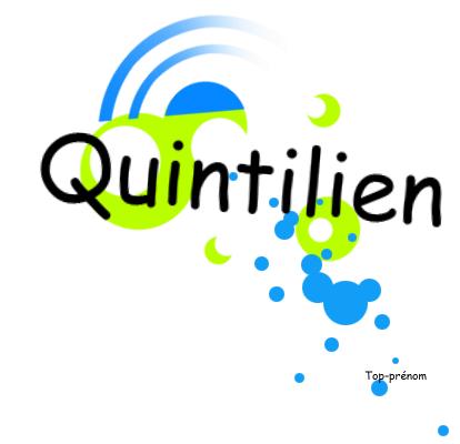 Quintilien