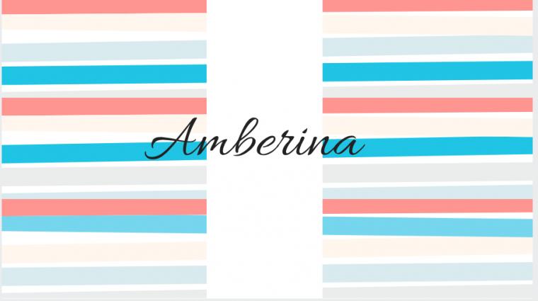 Amberina