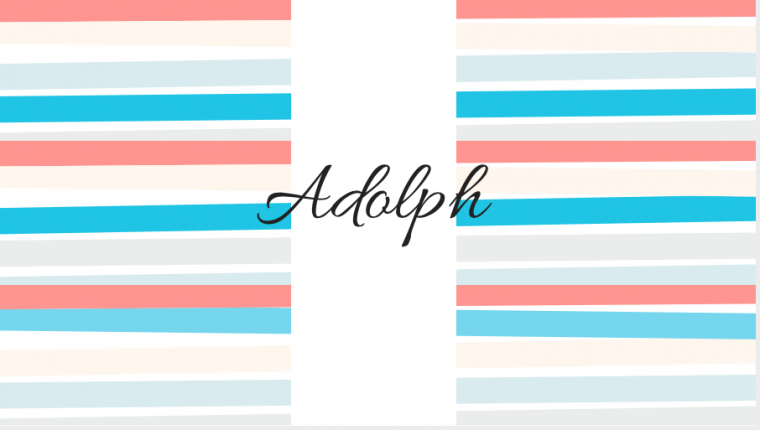 Adolph, Adolf