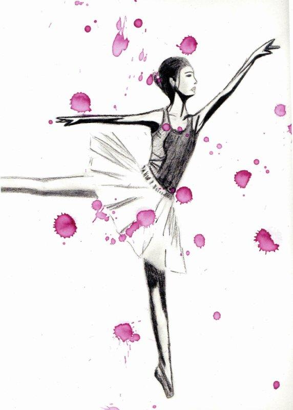 Encore une danseuse ^^