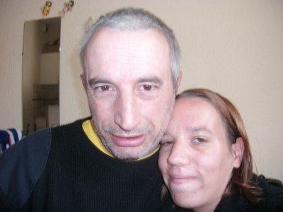re une photo de moi et ma puce