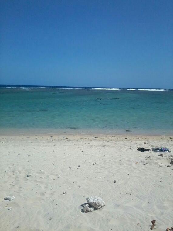 Que demander mieu que de regarder cette belle plage