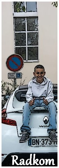Oussama Alias RadKom